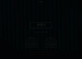 aqua-restaurant.com