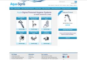 aqua-sigma.co.uk