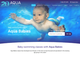 aquababies.co.uk