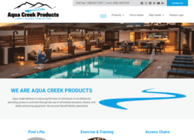 aquacreekproducts.com
