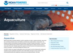 aquaculture.noaa.gov