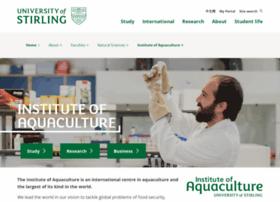 aquaculture.stir.ac.uk
