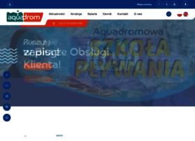 aquadrom.pl