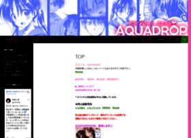 aquadrop.chu.jp