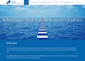 aquafinancial.co.uk