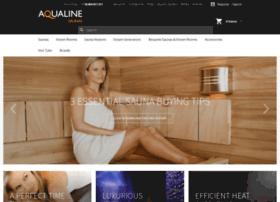 aqualinesaunas.co.uk