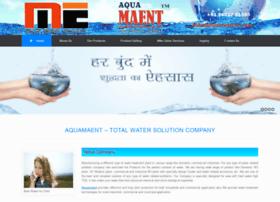 aquamaent.com