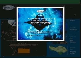 aquamarinediving.com
