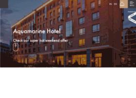aquamarinemoscow.com