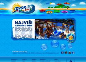 aquapark-izvor.com