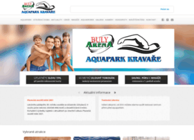 aquapark-kravare.cz