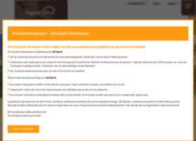 aquapark-oberhausen.com
