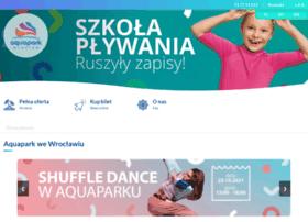 aquapark.wroc.pl