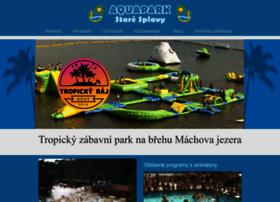 aquaparkstaresplavy.cz