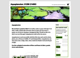 aquaplancton.co.uk