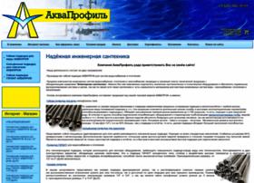 aquaprofil.ru