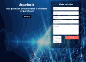 aquarian.in