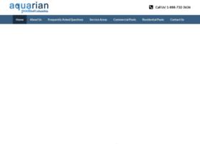 aquarianpools.com