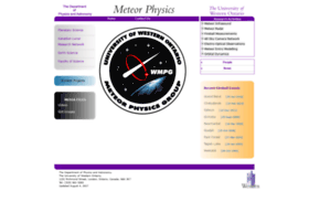 aquarid.physics.uwo.ca