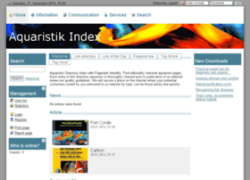 aquaristik-index.com