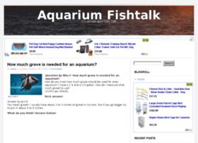aquarium-fishtalk.com