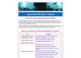 aquariumcoupons.com