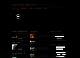 aquascape-aquarium.blogspot.com