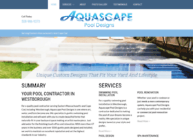 aquascapepooldesigns.com
