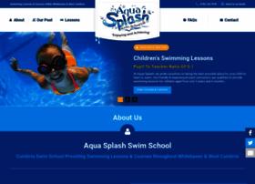 aquasplashswimschool.co.uk