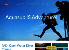 aquasubscuba.com