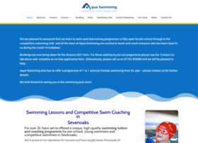 aquaswimming.ltd.uk