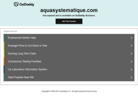 aquasystematique.com
