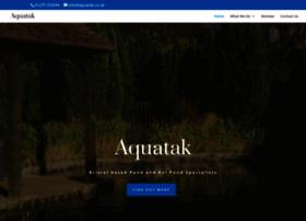 Aquatak.co.uk