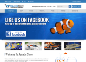 aquatic-store.co.uk