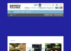 aquatic-village.com