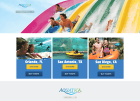 aquaticabyseaworld.com