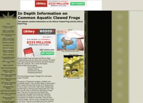 aquaticfrogs.tripod.com
