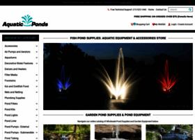 aquaticponds.com