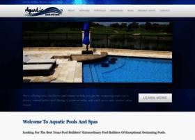 aquaticpoolsandspas.com