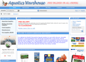 aquatics-warehouse.co.uk