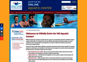aquatics.mymsaa.org
