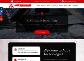 aquawaterjetcutting.com