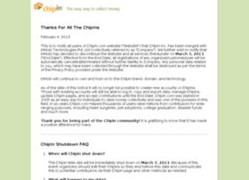 aqueduck.chipin.com