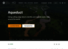aqueduct.wri.org