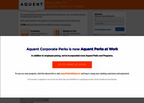 aquent.corporateperks.com