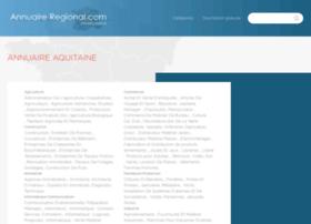 aquitaine.annuaire-regional.com