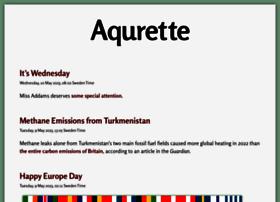 aqurette.com