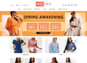 ar.dressfirst.com