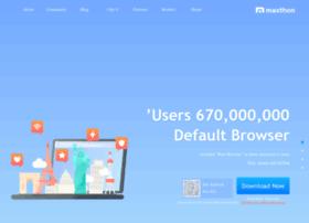 ar.maxthon.com