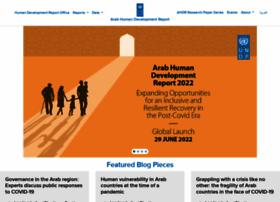 arab-hdr.org